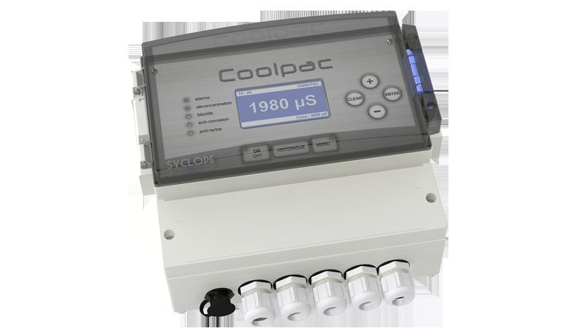 COOLPAC : equipement de gestion de l'eau des tours aéroréfrigrantes