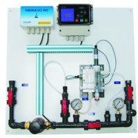 Panoplie ECS : mesure et régulation du chlore dans les eaux chaudes sanitaires