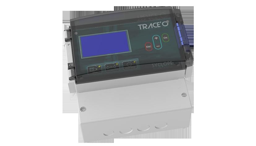 TRACEO : mesure et regulation de traces d'oxydant pour piscines, industries, environnement