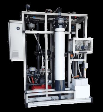 UFPOOL-unité d'ultrafiltration pour le recyclage des eaux de lavage des piscines publiques