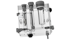 chambre de mesure monobloc transparente PMMA syclope