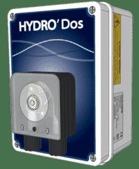 HYDRO'Dos : dosage avec pompes péristaltiques de tout type de produits