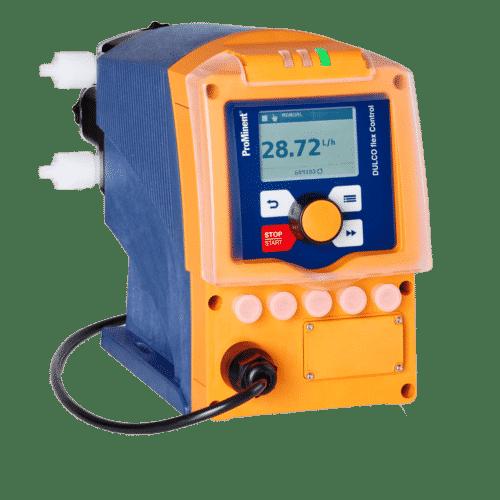 Pompe doseuse péristaltique DULCO flexcontrol