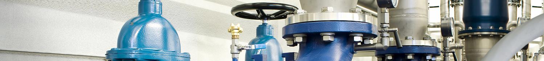 Controle de la qualite de l'eau dans l'industrie