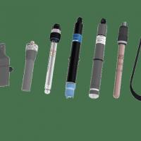 Sondes de mesures ampérométriques et électrodes