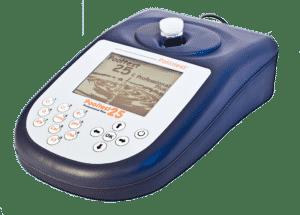 photomètres 25 paramètres pour une analyse complète de la qualité de l'eau