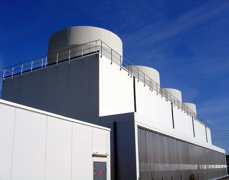 Controle de la qualite de l'eau des TAR - tours aerorefrigerante contre la legionelle