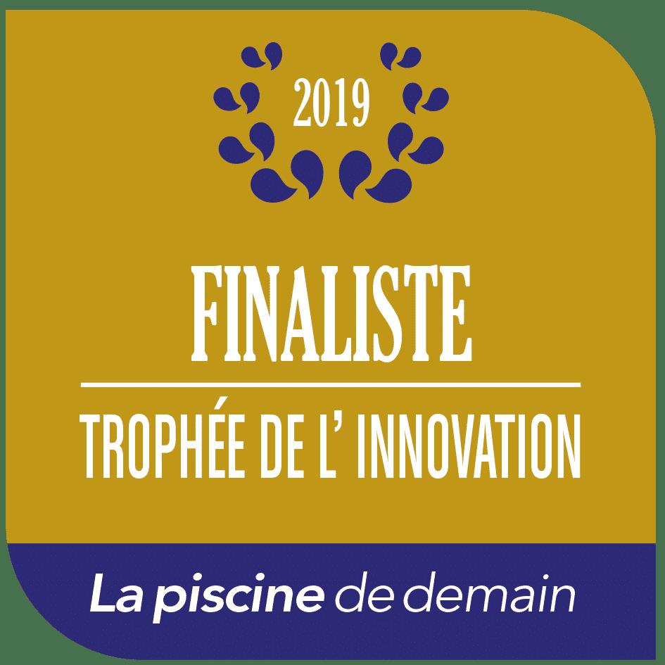 SYCLOPE finaliste au Trophée de l'innovation de la Piscine de Demain - décembre 20109