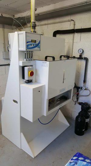 electrolyseur du sel : production de chlore sur site - Piscine de Billere