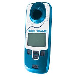 Nouvelle mesure de la trichloramine dans l'air