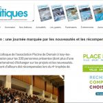 Centres aquatiques magazine - article mesure trichloramine