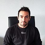 Maxime Vionier technicien itinérant