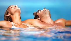 Thermal water and thalassotherapy water treatment