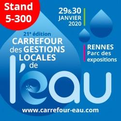 21ème Carrefour des Gestion de l'Eau 2020
