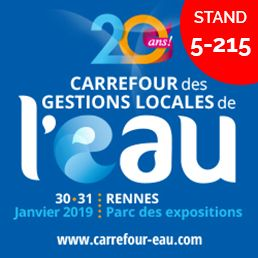 Salon Carrefour de l'Eau 2019