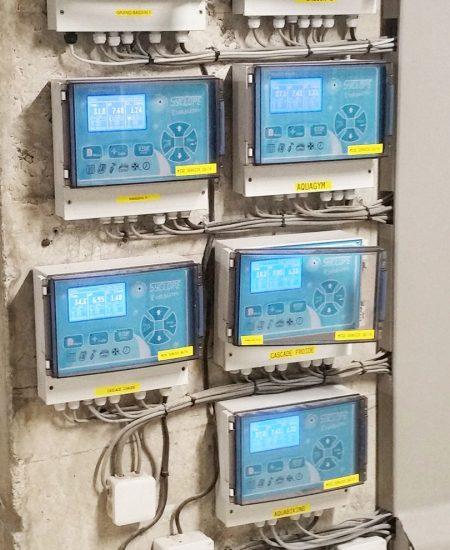 equipement de controle de l'eau Caliceo Toulouse