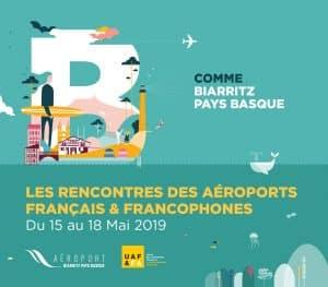Premières rencontres des aéroports organisé par UAF & FA