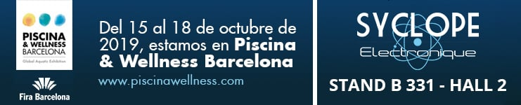 salon Piscina Wellness Barcelona 2019