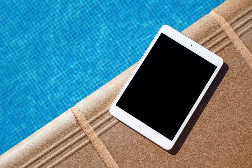gamme hydro pour piscine connectée