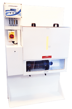 production de chlore sur site par electrolyse du sel