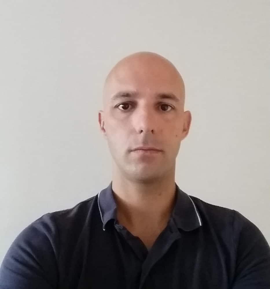 Julien BRETON responsable Technique et Production chez SYCLOPE Electronique