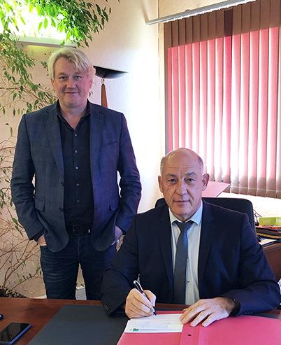 Arnaud DANTIN nouveau Directeur SYCLOPE